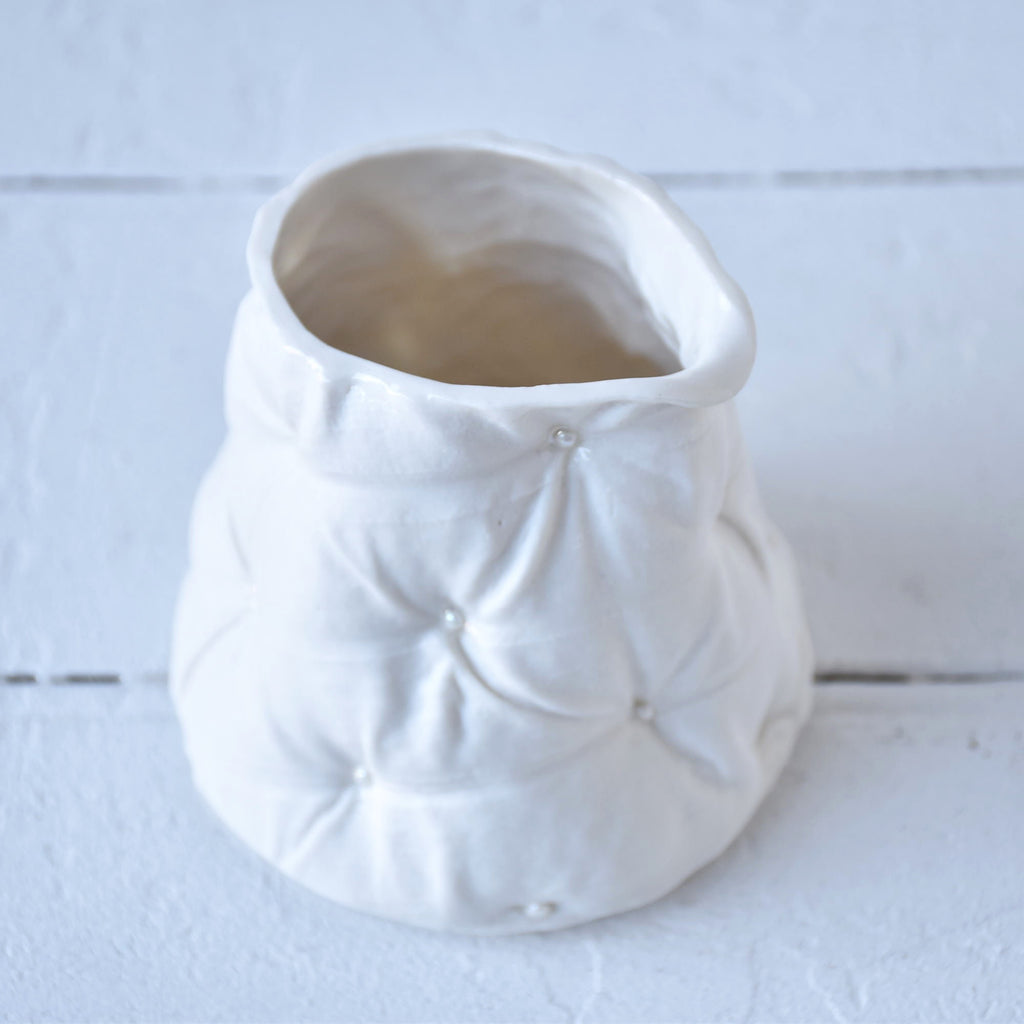 Silk and Dot Pourer Jug