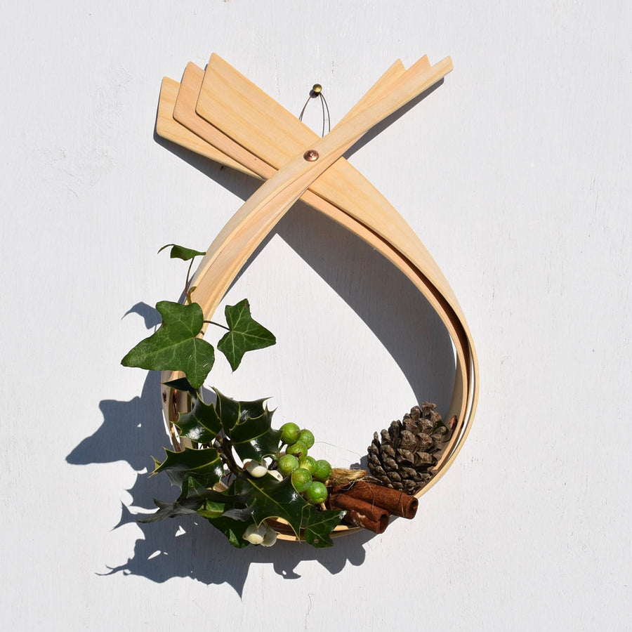 Ash & Copper Wreath