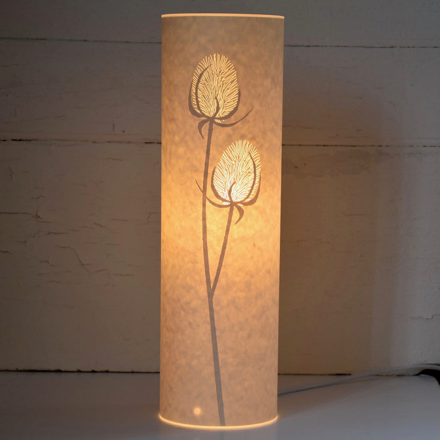 Tall Teasel Lamp
