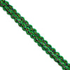 Metallic Knitted Trim | Lucky Weaving Lace Co Ltd | F1475
