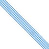 Gingham Woven Ribbon | L3-S735-11 - Lucky Weaving Lace Co Ltd