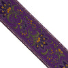 Floral Jacquard Ribbon | LB6899B - Lucky Weaving Lace Co Ltd