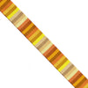 Striped Geometric Woven Ribbon | Lucky Weaving Lace Co Ltd | le0062-06
