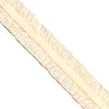 Elastic Ruffle Edges Velvet Trim | S-SU008-12 - Lucky Weaving Lace Co Ltd