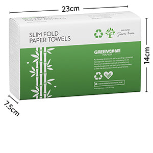 Greencane Slim Fold Hand Towels