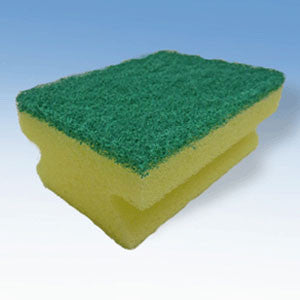 Sponge scourer - Pack of 10