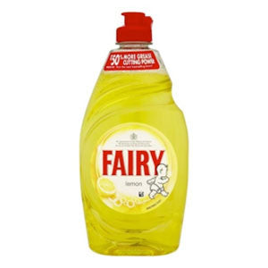 Washing up liquid 10 x 433ML