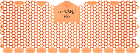P Wave Trough Mat