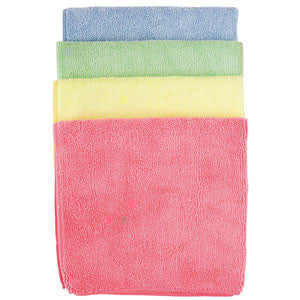 Microfibre Cloths 40cm x 40cm : Pack of 10