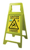 Safeguard-R Caution Sign
