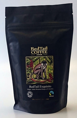 RedTail Exquisito Colombian Coffee 250g