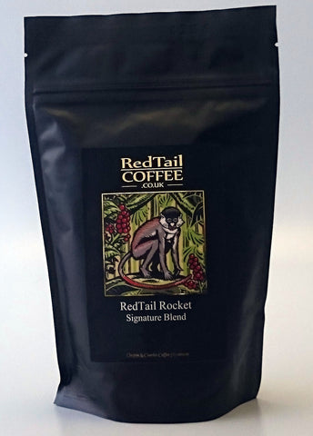 RedTail Rocket Extra Strong Coffee 250g