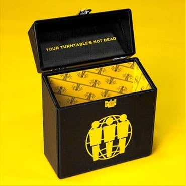 Third Man Records Heavy Duty 45 Carrier Case