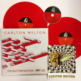 CARLTON MELTON: MIND MINERALS  CD / 2LP / 2LP (RED VINYL)