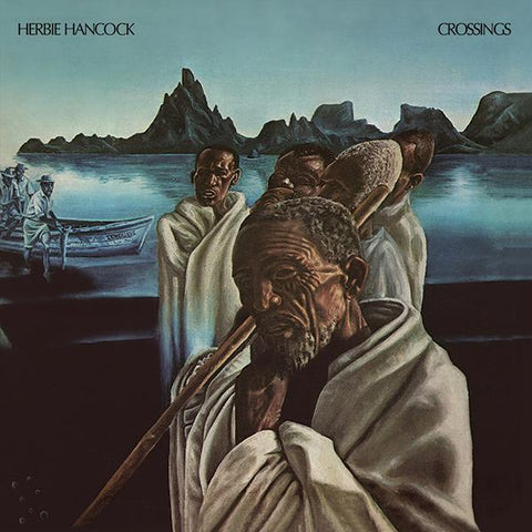 Herbie Hancock - Crossings - LP