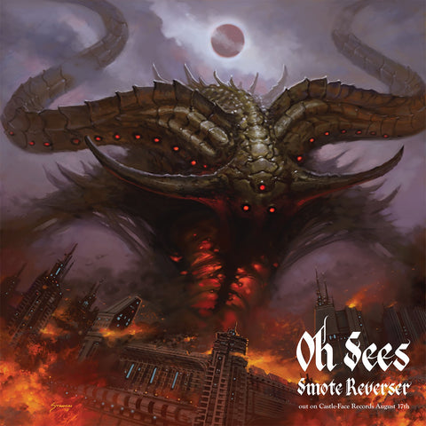 Oh Sees - Smote Reverser Poster