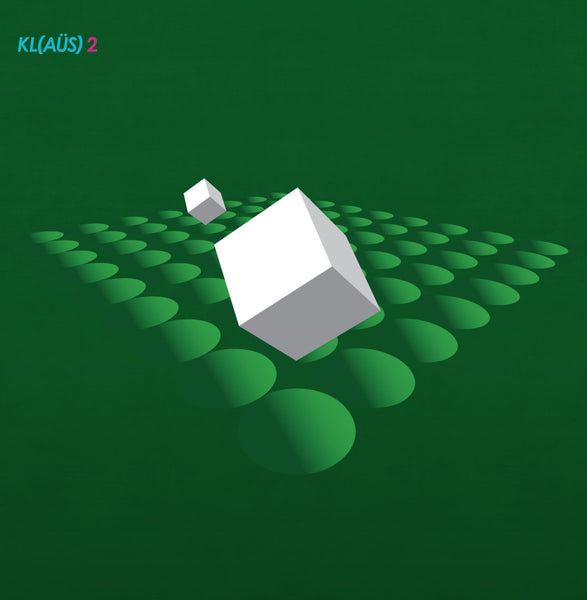 Klaus - 2 - LP (GREEN VINYL)