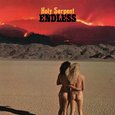 "HOLY SERPENT - ENDLESS    (12"" COLOURED VINYL / CD)"