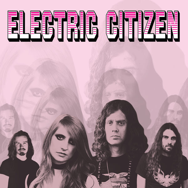 Electric Citizen - Higher Time LP / CD