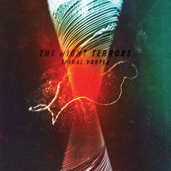 THE NIGHT TERRORS - SPIRAL VORTEX CD