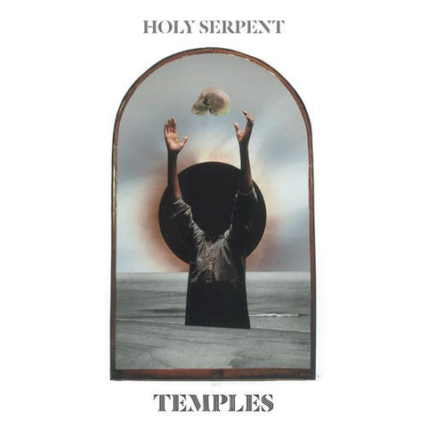 Holy Serpant: Temples (CD / LP)