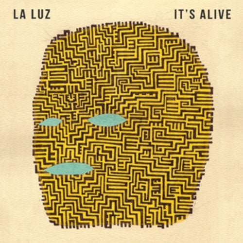 La Luz - It's Alive   LP / CD