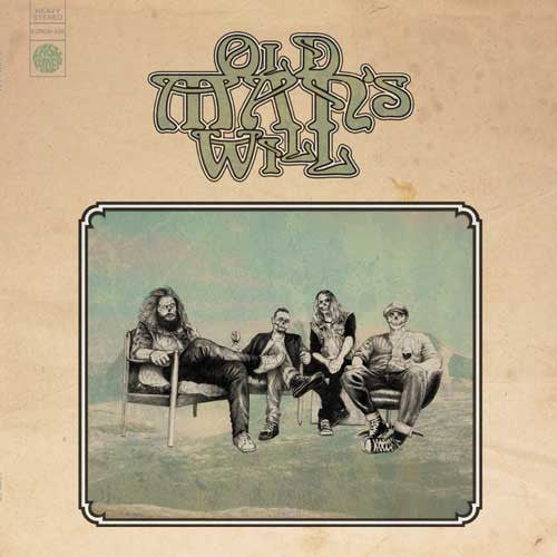 Old Mans Will LP (COLOURED VINYL)