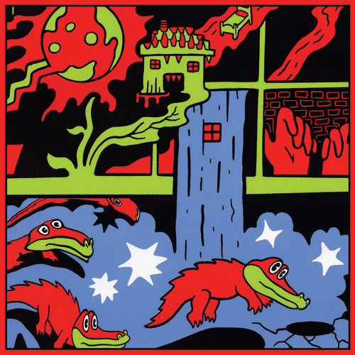 KING GIZZARD & THE LIZARD WIZARD - LIVE IN PARIS 2019 - 2xLP