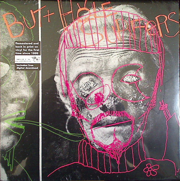 Butthole Surfers ‎– Psychic... Powerless... Another Man's Sac LP