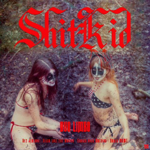 SHITKID - DUO LIMBO / MELLAN HIMMEL  LP (Ltd. MINT COLOUR VINYL)