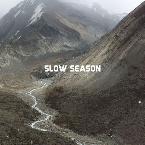 Slow Season – Mountains Vinyl CD
