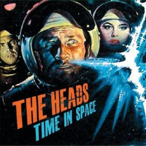 The Heads - Time In Space 2xLP