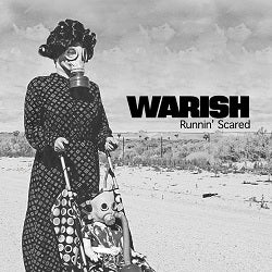 WARISH - RUNNIN' SCARED   7""