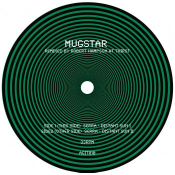 Mugstar - Serra Distant Sun Remixes LP