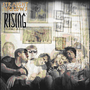 Straight Arrows - Rising CD