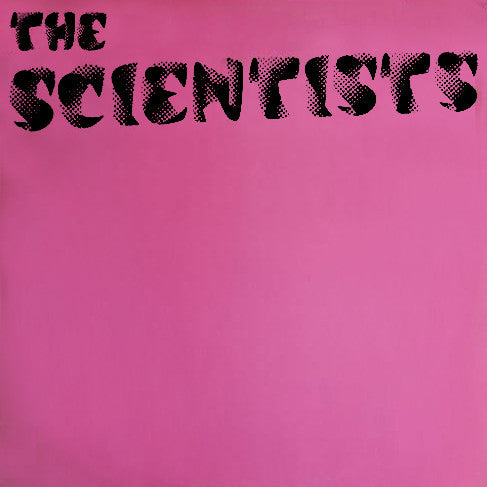 the scientists (record store day 2013) S/T (PINK VINYL)