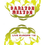 Carlton Melton (Record Store Day 2013) Live - Europe '12 (CLEAR VINYL)