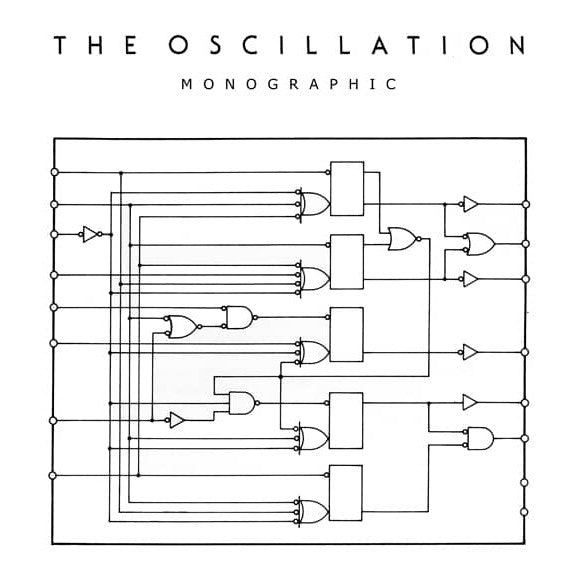 The Oscillation - Monographic CD / LP (Black or White Vinyl)