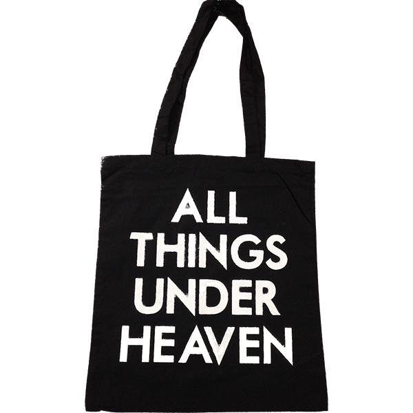 Icarus Line - Tote Bag 'All Things Under Heaven'