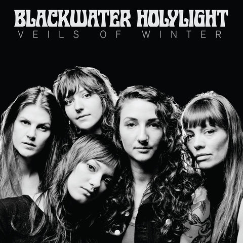 "BLACK WATER HOLYLIGHT - VEILS OF WINTER   (12"" BLACK VINYL / CD)"