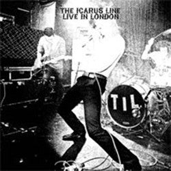 The Icarus Line - Live in London LP