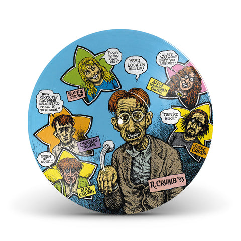 Cinema Paradiso - Crumb OST - Picture Disc LP
