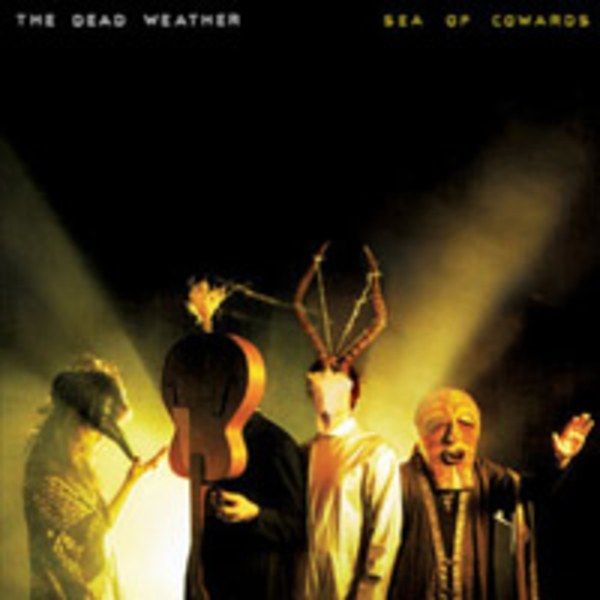 The Dead Weather: Sea of Cowards   LP