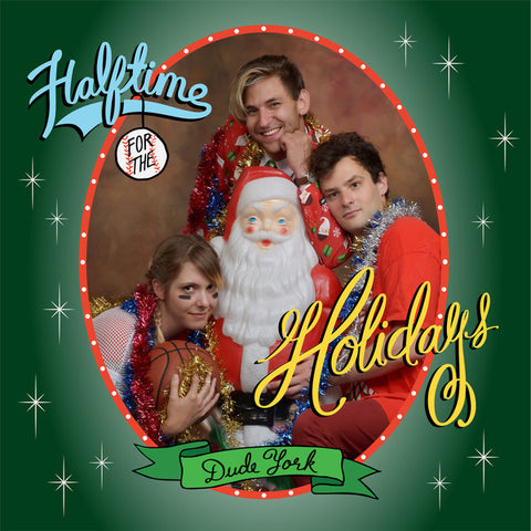 DUDE YORK - HALFTIME FOR THE HOLIDAYS CD