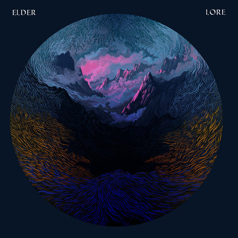 Elder - Lore   2LP / CD