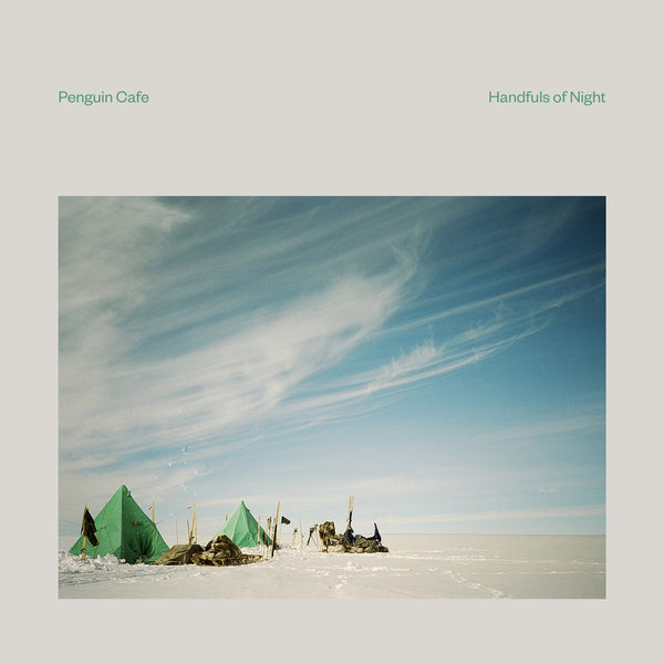 Penguin Cafe - Handfuls of Night -  LP (CLEAR VINYL) /LP / CD