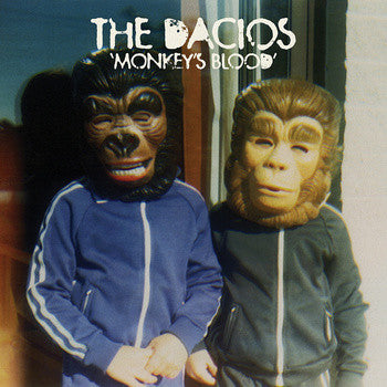 THE DACIOS - MONKEY'S BLOOD LP