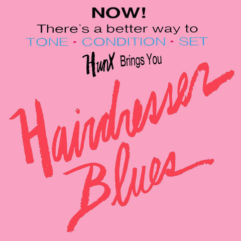 Hunx - Hairdresser Blues   LP / CD