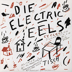 Electric Eels - (I'm So) Agitated 7""