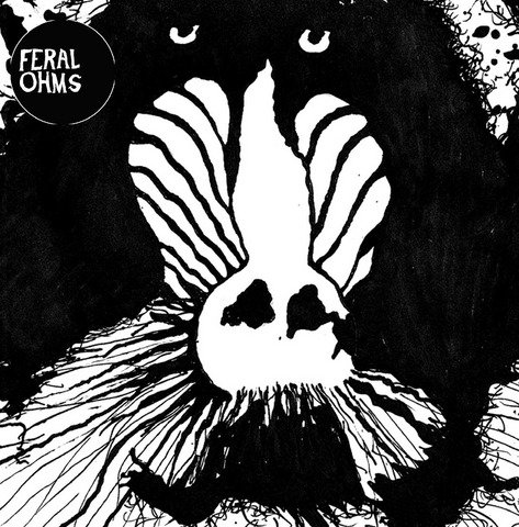 Feral Ohms - Future Ape / The Snake 7""